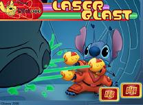 Stitch Arma cu Laser