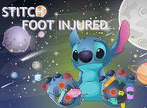 Stitch Ranit la Picior