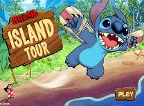 Stitch Turul Insulei