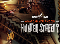 Strada Hunter Obiecte Ascunse