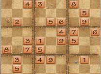Sudoku pe Plaja