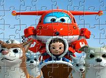 Super Aripi Puzzle