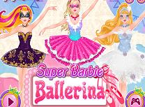 Super Barbie Balerina