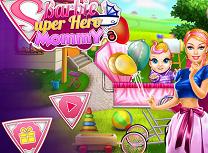 Super Barbie Mamica