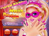 Super Barbie Manichiura