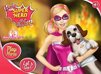 Super Barbie Salveaza Cainele