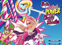 Super Barbie si Dulciurile