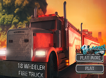 Super Camionul de Pompieri