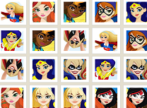 Super Eroinele DC de Memorie
