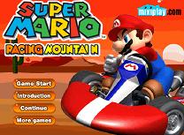 Super Mario Curse in Munti