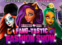 Super Show de Moda Monster High