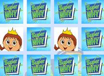 Super Why Carti de Memorie