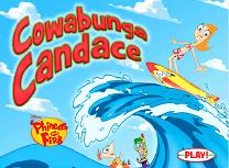 Surf cu Candace