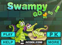 Swampy Cursa Prin Canalizare