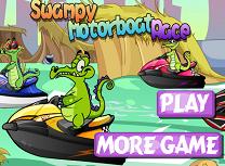 Swampy Cursa cu Skijet