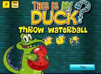 Jocuri cu Swampy