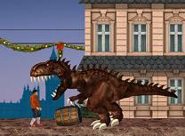 T-Rex in Londra