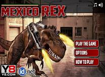 T-Rex in Mexic