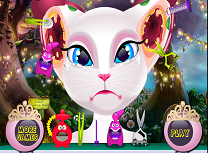 Talking Angela Infectie la Ureche