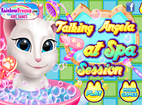 Talking Angela Sesiune la Spa