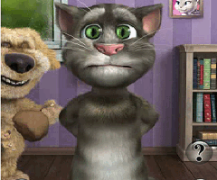 Talking Tom Cat 1