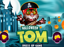 Talking Tom Costume de Halloween