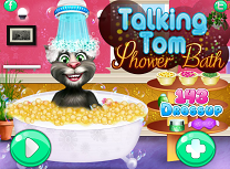 Talking Tom Face Baie
