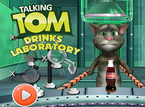 Talking Tom Laborator de Bauturi