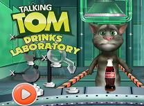 Talking Tom Laborator de Bauturi