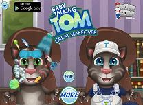 Talking Tom Makeover