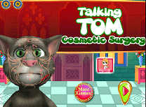 Talking Tom Operatie Estetica