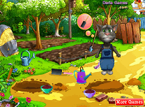 Talking Tom in Gradina