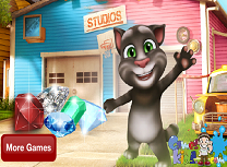 Talking Tom si Diamantele