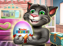 Talking Tom si Oul Kinder