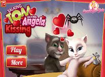 Talking Tom si Talking Angela Saruturi