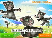 Talking Tom Bubble