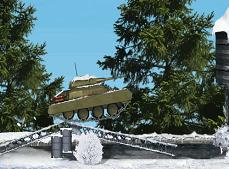 Tancuri Iarna
