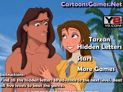 Tarzan si Literele Ascunse
