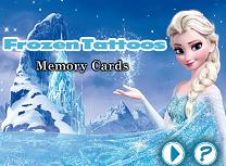 Tatuaje Frozen Memorie