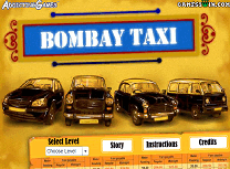 Taxi in Bombay