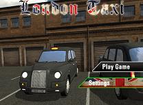 Taxi in Londra