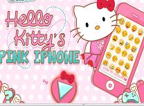 Telefonul Hello Kitty