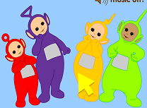 Teletubbies si Formele