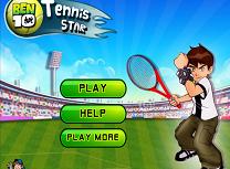 Tenis cu Ben 10