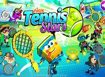 Tenis cu Personajele Nick
