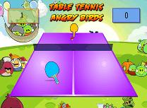 Tenis de Masa Angry Birds