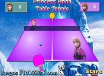 Tenis de Masa cu Hans si Anna