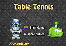Tenis de Masa cu Kizi si Yepi