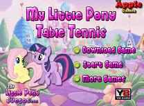 Tenis de Masa cu Ponei