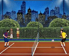 Tenis de Picior 3D